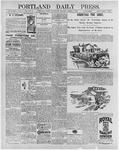 Portland Daily Press: March 4, 1896