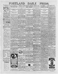 Portland Daily Press: March 11, 1896