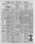 Portland Daily Press: March 17, 1896