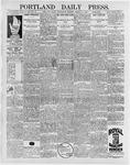 Portland Daily Press: March 18, 1896