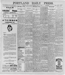 Portland Daily Press: March 19, 1896