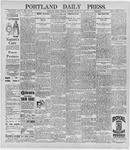 Portland Daily Press: March 24, 1896