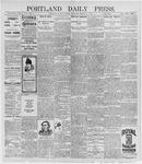 Portland Daily Press: March 31, 1896