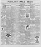 Portland Daily Press: April 7, 1896