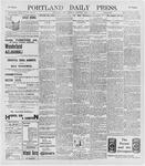 Portland Daily Press: April 11, 1896