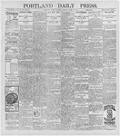 Portland Daily Press: April 14, 1896