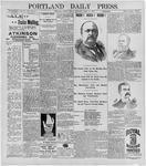 Portland Daily Press: April 17, 1896