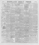 Portland Daily Press: April 18, 1896
