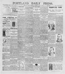 Portland Daily Press: April 22, 1896