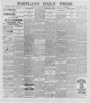 Portland Daily Press: April 23, 1896