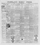 Portland Daily Press: May 6, 1896