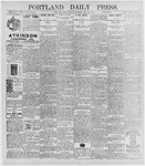 Portland Daily Press: May 11, 1896