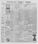 Portland Daily Press: May 18, 1896