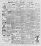 Portland Daily Press: May 19, 1896