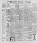 Portland Daily Press: May 21, 1896