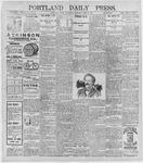 Portland Daily Press: June 3, 1896