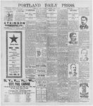 Portland Daily Press: June 4, 1896