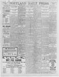 Portland Daily Press: June 6, 1896