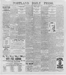 Portland Daily Press: June 9, 1896