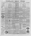 Portland Daily Press: June 10, 1896