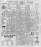 Portland Daily Press: June 11, 1896