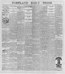 Portland Daily Press: June 15, 1896