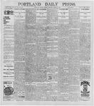 Portland Daily Press: June 22, 1896