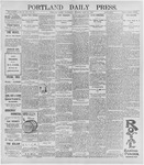 Portland Daily Press: June 24, 1896