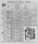 Portland Daily Press: June 27, 1896