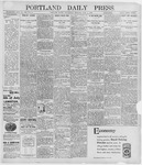 Portland Daily Press: July 1, 1896