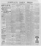 Portland Daily Press: July 2, 1896
