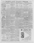 Portland Daily Press: July 4, 1896
