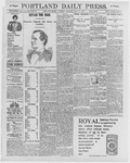 Portland Daily Press: July 11, 1896