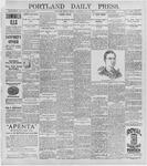 Portland Daily Press: July 17, 1896
