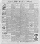 Portland Daily Press: July 24, 1896