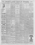 Portland Daily Press: July 25, 1896