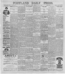 Portland Daily Press: July 28, 1896