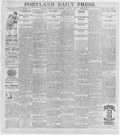Portland Daily Press: August 10, 1896