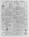 Portland Daily Press: August 15, 1896