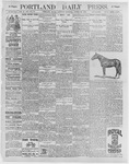 Portland Daily Press: August 22, 1896