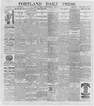 Portland Daily Press: August 24, 1896
