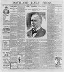 Portland Daily Press: August 27, 1896