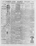 Portland Daily Press: August 29, 1896