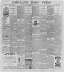 Portland Daily Press: September 1, 1896