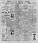 Portland Daily Press: September 4, 1896