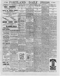 Portland Daily Press: September 5, 1896