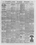Portland Daily Press: September 12, 1896