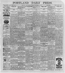 Portland Daily Press: September 14, 1896