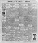 Portland Daily Press: September 14, 1896