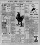 Portland Daily Press: September 15, 1896